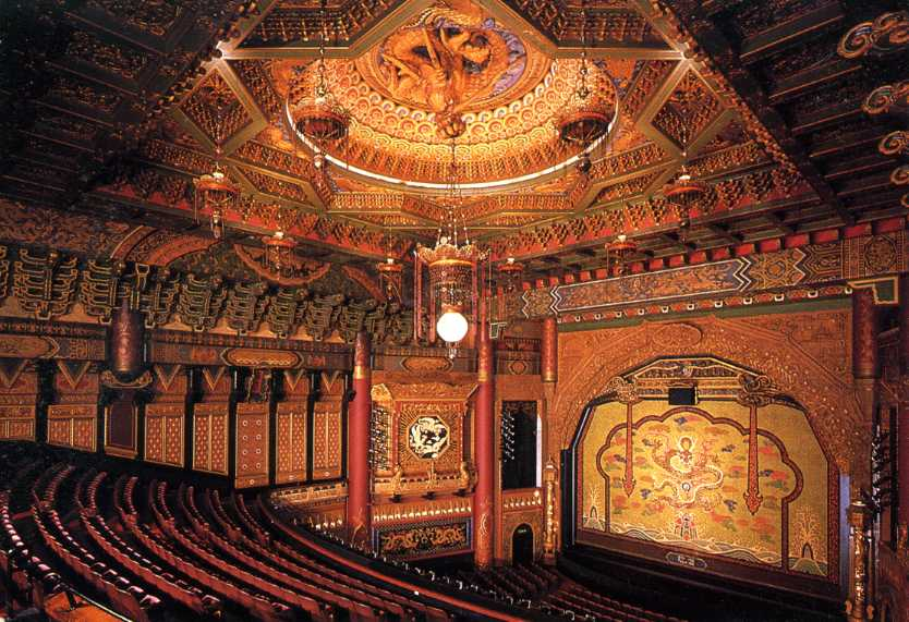 5th Avenue Theatre,  1308 5th Avenue, Seattle, WA 98101 (2/2)